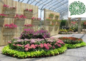 景区花境设计施工