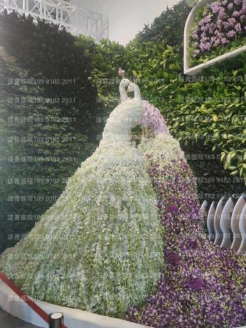 园林绿雕推荐四季常绿、无养护的仿真绿雕。