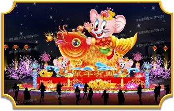 春节花灯设计制作