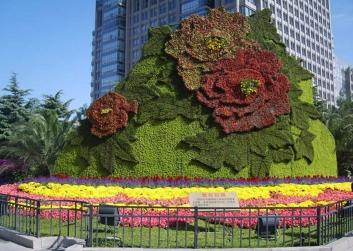 市政景观绿雕