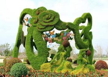 五色草造型设计