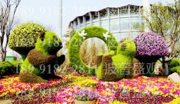 绿雕、西安绿雕、广场绿雕、景区绿雕、陕西绿雕厂家同行加工